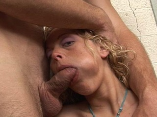 Blonde cock hungry whore Samantha