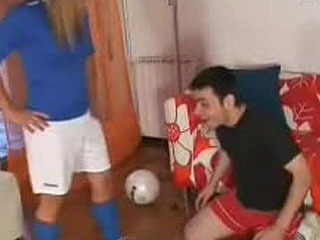 Soccer Ballbusting Session (Part 1) Football