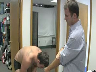 Male Stipper Ballbusting 1