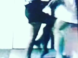 Japanese Schoolgirl Ballbusting