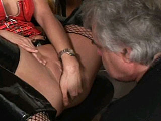 Hot Asian Slut Makes A Man To Lick Her Wet Pussy