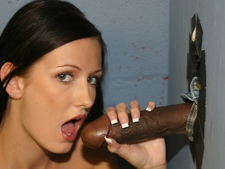 Slutty Hailey Young Works A Huge Black Dick