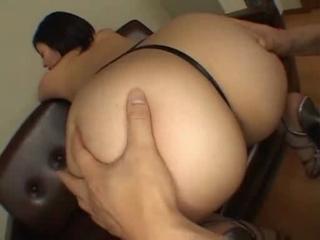 Asian big booty
