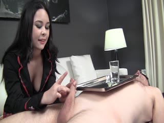 Humiliation For Step-Daddy's Cock