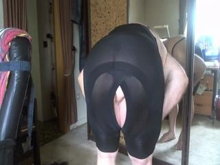 Super Panty Girdle (Black)