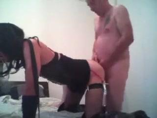 Dirty Babe Adores Doggystyle Fucking