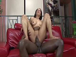 Aliana Love Gets Her Tight Pussy Rammed And Filled With Cum