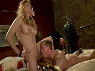 TS Seduction: Johanna B And John Magnum