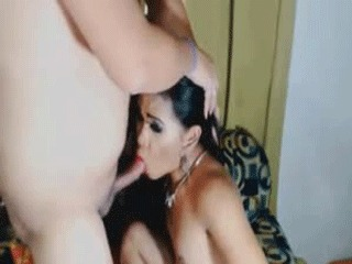 Hot Tranny Loves Sucking Dick