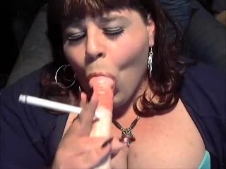 Sissy Diane Craves Real Cocks To Smoke