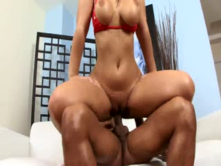 Babe With Perfect Ass Getting Rammed By Horny Stud