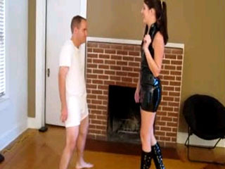 Amazon Mistress Paige TurnerBreaking In The New Ballkicking Slave