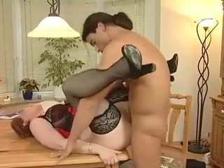 Redhead Whore Gets Served A Hard Cock