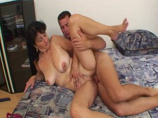 Horny Cougar On The Prowl