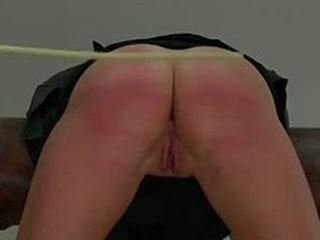 Spankende Orgasme