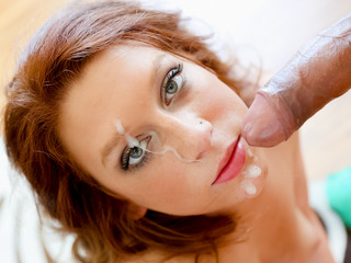 Sasha Summers's Nasty Facial