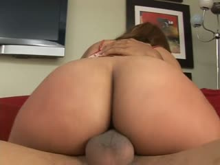 Horny Jenny With Fat Ass Gets Anally Fucked and Facialized