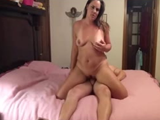 BBW Milf Fucking At Home With A Stranger Part 1