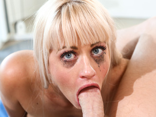 Holly Wants To Deepthroat Me!