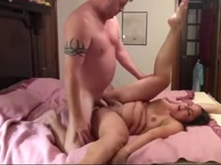 BBW Milf Fucking At Home With A Stranger Part 2