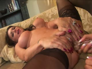 Jessica Jaymes and Puma Swede in a hot lesbian scene