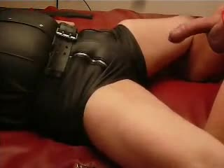 BallBusting With Different Toys