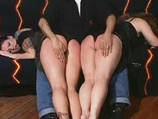 Sexy Sluts Spanked