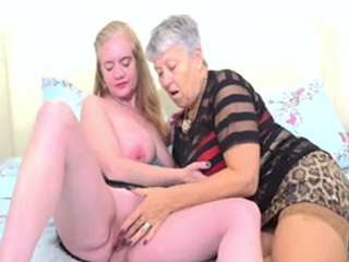 Horny Lesbian Matures Trisha And Molly Have Fun