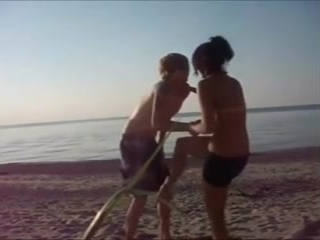 Teen Beach Ballbusting