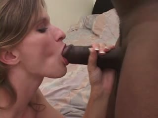Amateur chick nailed by a black dick