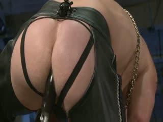 De Leather Biker