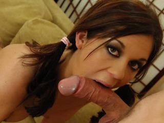 Triniti Starr gets her throat rammed deep
