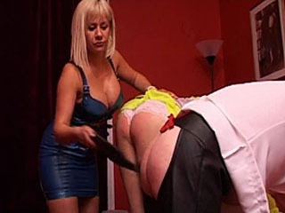 Thank You Mistress For Spanking My Ass!