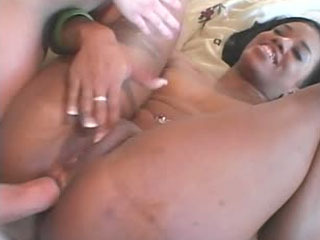 Two Sweet Teens Fucked By A Big Dick