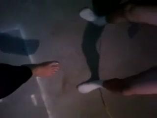 Josh Gets Kicked