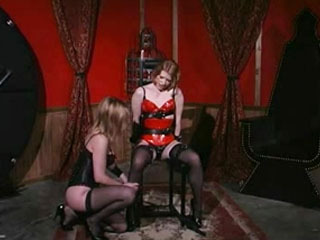 Mistress Erzebet's Hot BDSM Slave