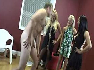 Ballbusting Universe - Kicking Boots (Part 3) The 'After' Christmas Party