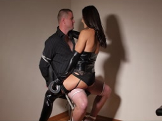 HOME INVASION - FEMALE DOMINATION