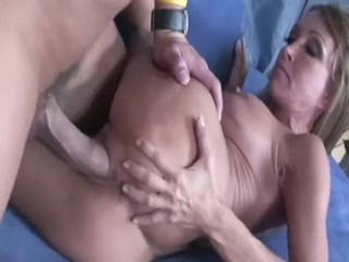 Horny Mature Gets Jizz On Her Face