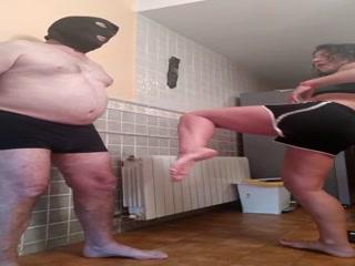 Saco De Boxeo Humano