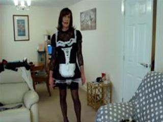 Andrew Sissy Slut Maid