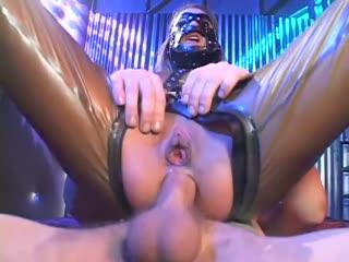 A hard dick for the horny slut's ass
