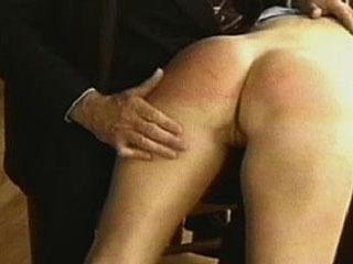 Old Fashioned Spanking