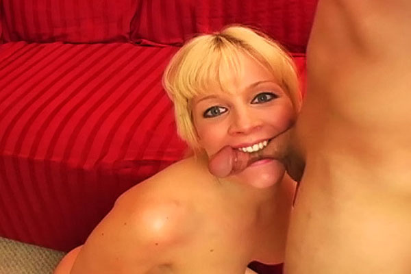 Great and biting blowjob video view and