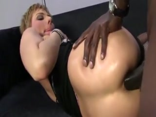 Horny Black Stud Fucks Hot Mature Woman