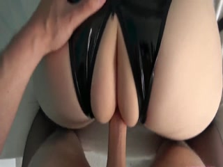 Submissive Busty Slave Gets Tied Up And Fucked Wild