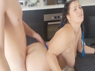 German BBW Woman Adores Banging From Best Friend