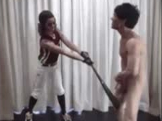 Baseball Bat Punishment