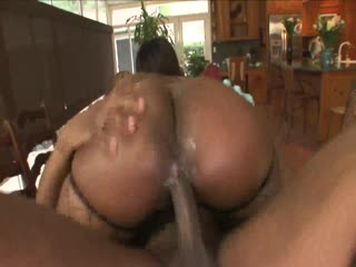 Ebony Babe Treated Like A Sex Slave