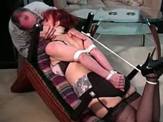 Mature Slut In Bondage